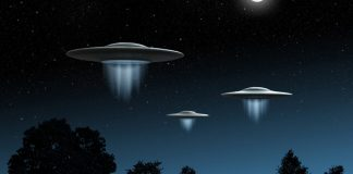 UFO's Are Real But There is 'No Evidence' That They are Alien Spacecrafts