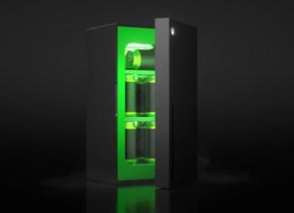 Microsoft's Xbox Series X Mini Fridge gets a Holiday 2021 release