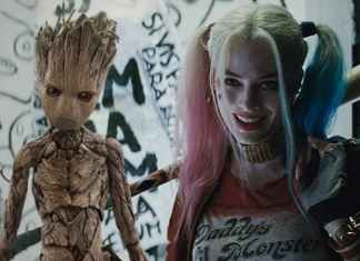 James Gunn want Harley Quinn and Groot to be in the Marvel-DC Crossover