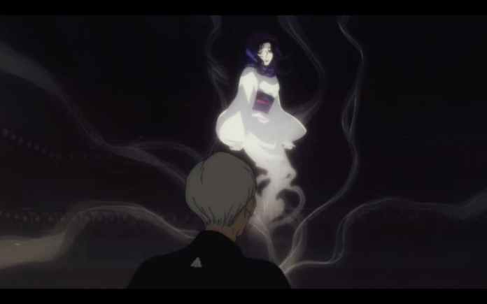 Anime Ghost Stories