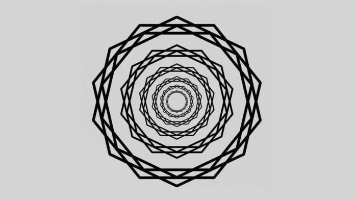 New Optical Illusion - Scintillating Starburst