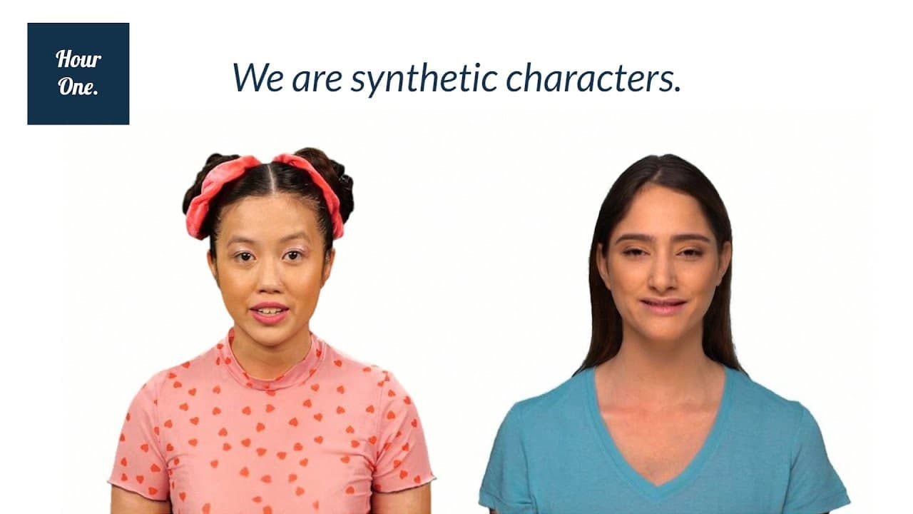 Hour One Wants To Hire Your Face To Make Deepfake-Style Advertising  Characters - Craffic