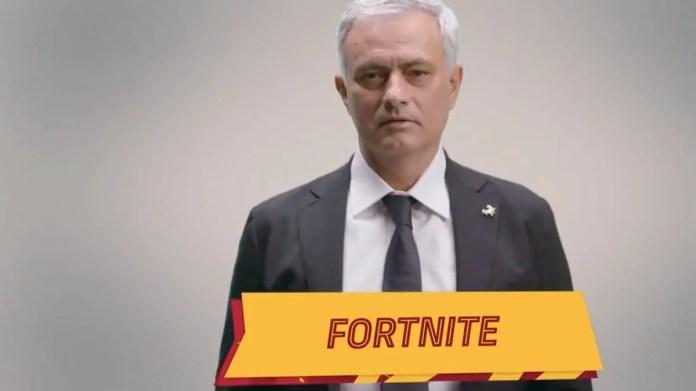 Fortnite is 'a nightmare' says Jose Mourinho