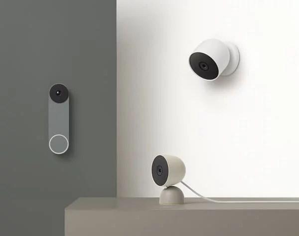 Google Releases Nest Cam and Nest Doorbell