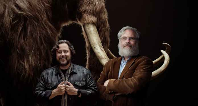 Ben Lamm and George Church to develop a method to revive the woolly mammoth