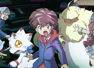 Digimon Ghost Game got its first trailer