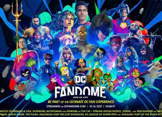 Here's Everything Announced at DC FanDome 2021