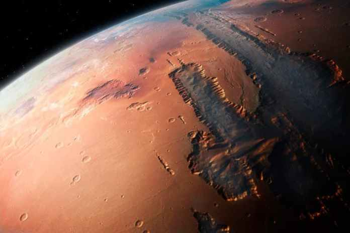 Seasons on Mars could reveal where the red planet is Hiding its Water