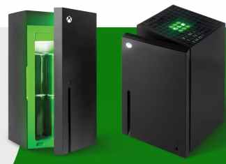 Xbox Series X Mini Fridge Preorders Starting October 19th for $99