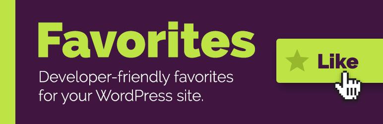 Favorites for WordPressでお気に入り一覧を新着順に表示する方法