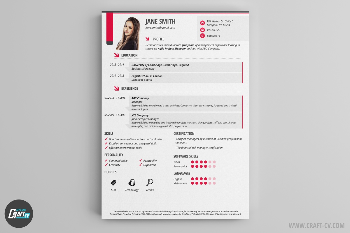 Creative Resume Builder free resume sample resume volumetrics co best resume format pdf free download creative resume templates free Cv Maker Professional Cv Examples Online Cv Builder Craftcv
