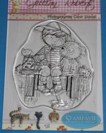 Stampavie Stamps - GR029