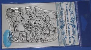 Stampavie Stamps - LAU019
