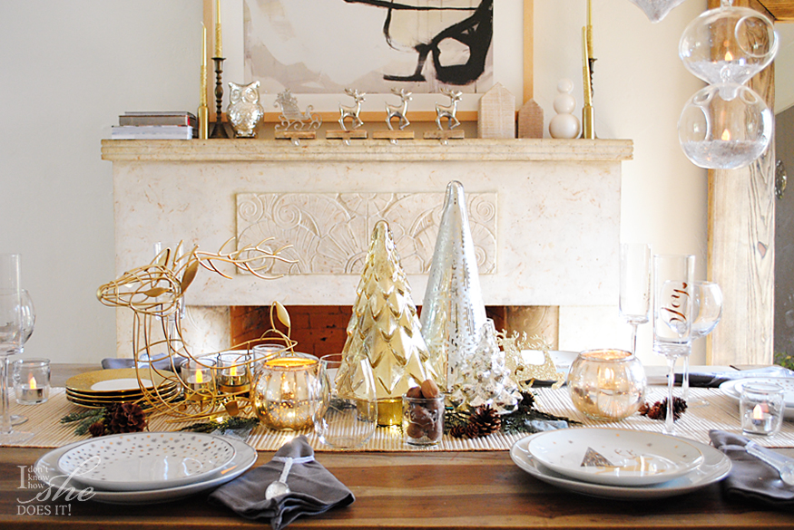 Beautiful Christmas Tablescapes Christmas Decor Christmas