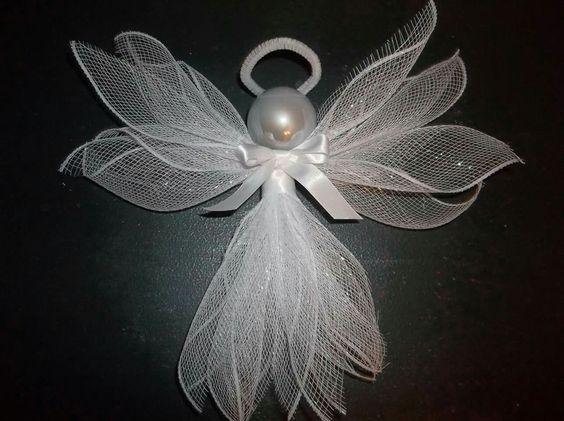 Deco Mesh Angel