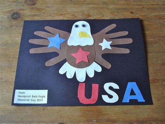 July 4th Crafts for Kids