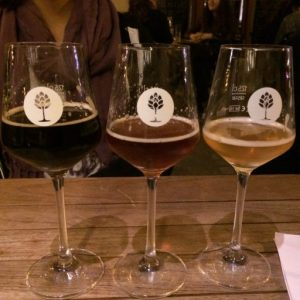 Tasting craft beer in Paris - Brewberry