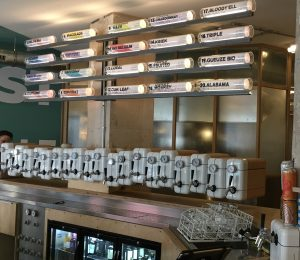 Taps - Brussels Beer Project