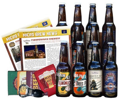 Father's Day Gift Ideas - Craft Beer Club