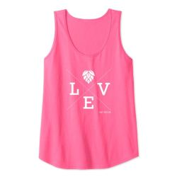 love cross tank pink