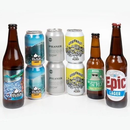Discover Lagers & Pilsners Craft Beer Selection