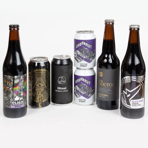 Discover The Dark Side Craft Beer Selection