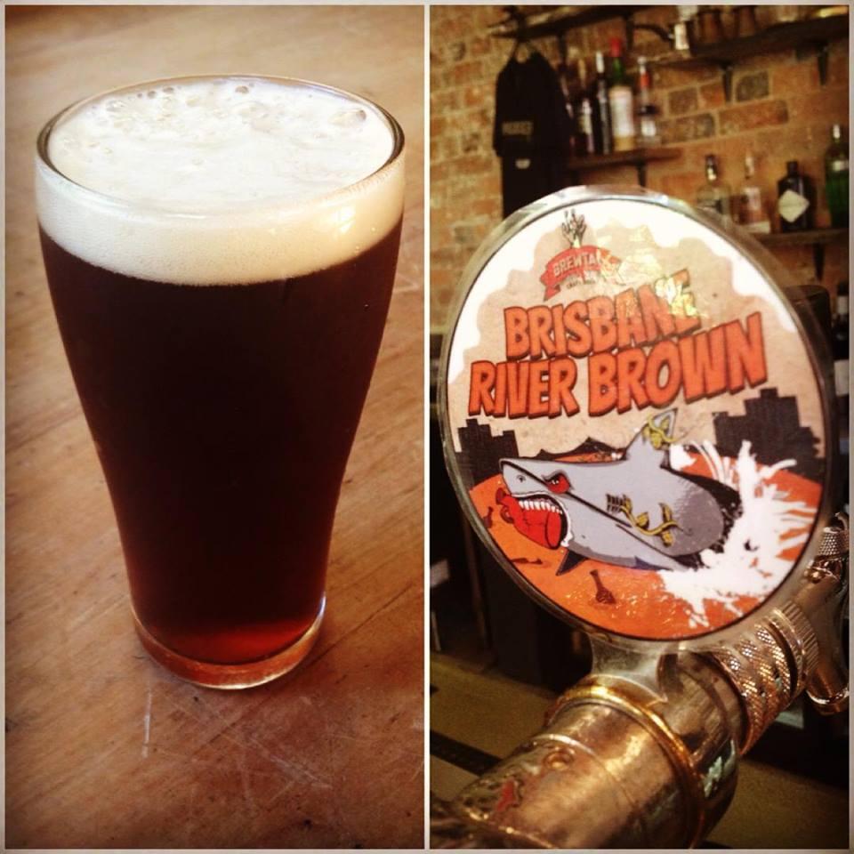 Brewtal Brewers Brisbane River Brown (6.2%)