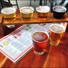 Northbridge Brewing Company by Beerland tasting paddle