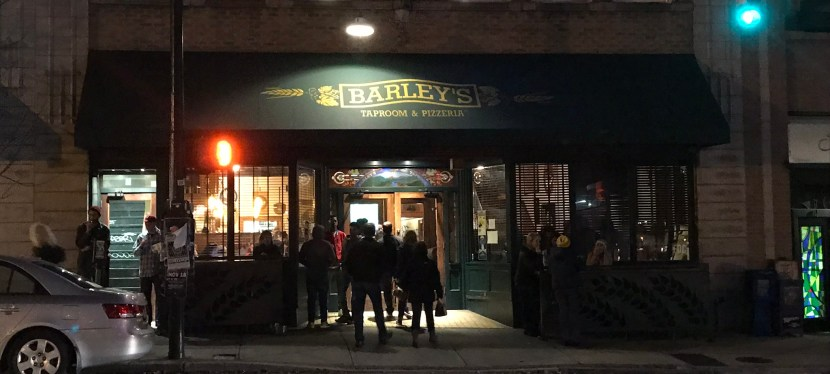 Barley's Taproom and Pizzeria