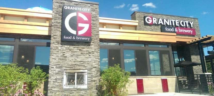Granite City Brewery (Schaumburg)