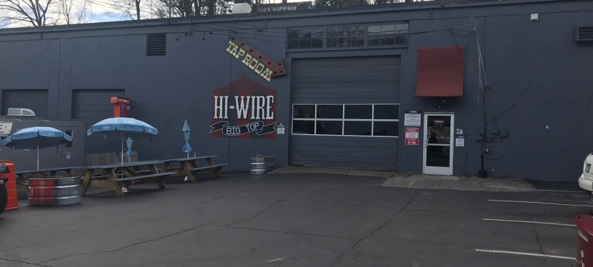 Hi-Wire Brewing Big Top