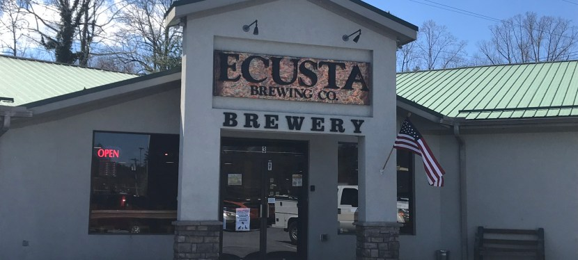Ecusta Brewing Company