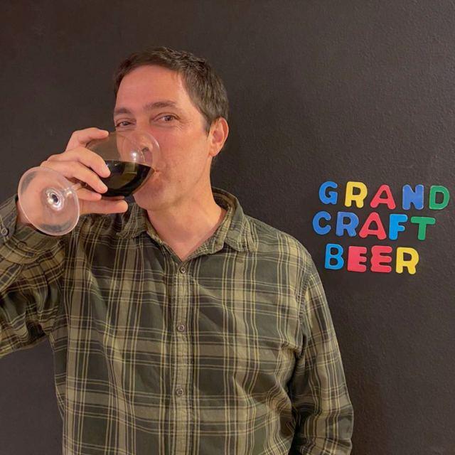 Brian Yaeger Craft Beer Treasure
