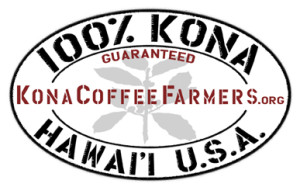 KCFA 100Kona Coffee