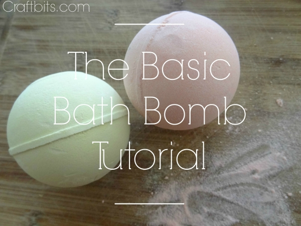 How To Make A Basic Bath Bomb