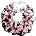 candy-wreath