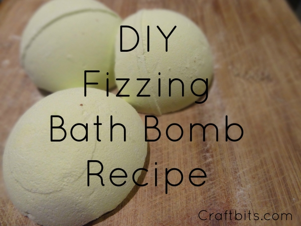 Bath Bombs – Fizzing