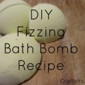 Bath Bombs - Fizzing