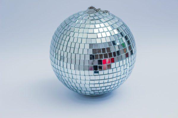 Homemade Disco Ball