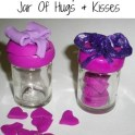 Jar Of Hugs And Kisses