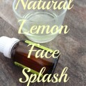lemon-face-wash-recipe