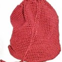 Big Easy Red Bag: Crochet