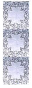 Antique Handkerchief Table runner