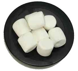 Marshmallow Throw Game