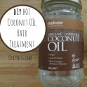 Coconut Hot Oil Treatment