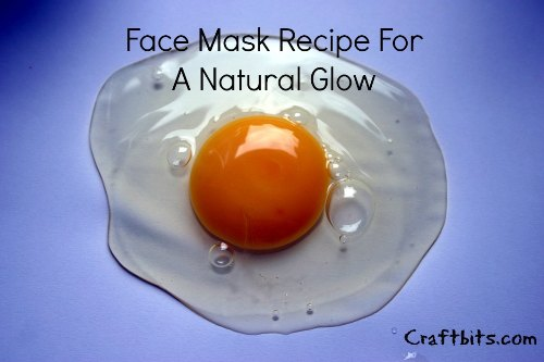 Face Mask Recipe For A Natural Glow