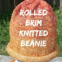 Charity Pattern: Rolled Brim Hat