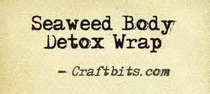 Seaweed Body Detox Wrap