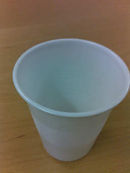 Cup full of Dirt