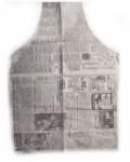 Newspaper Apron